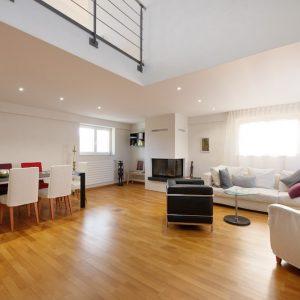 Extension et rénovation - salon et salle à manger